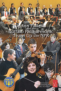 JoAnn Falletta and the Buffalo Philharmonic Team Up with NPR