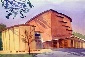 Kleinhans Music Hall by JoAnn Falletta